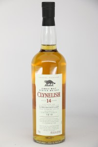 Clynelish 14 Year Old Single Malt Scotch Whiskey, Highland (750ML)