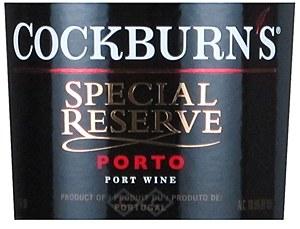 """Cockburn's """"Special"""" Reserve Porto NV (750ML)"""