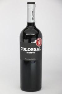Casa Santos Lima Colossal Reserva Vinho Regional Lisboa Tinto 2017 (750ml)