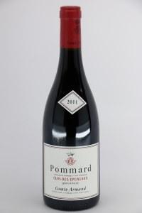 Comte Armand Pommard 1er Cru 'Clos des Epeneaux' Monopole 2011 (750ml)
