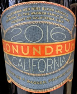Conundrum Red Blend California 2016 (750ml)