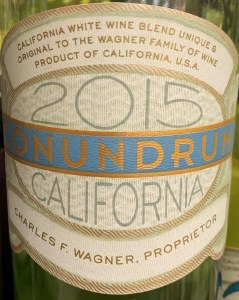 Conundrum White Blend California 2014(750ml)