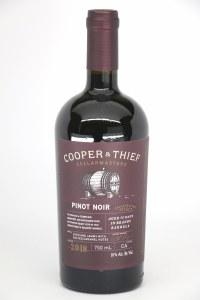 Cooper & Thief Pinot Noir in Brandy Barrels (750ML)