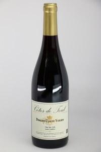 Domaine Claude Vosgien Cotes de Toul Cuvee Tradition Pinot Noir 2019