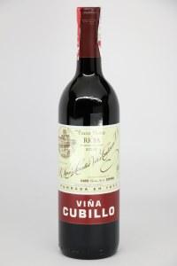 Lopez de Heredia Rioja Crianza Vina Cubillo 2012 (750ML)
