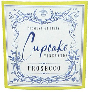 Cupcake Prosecco NV (750ML)