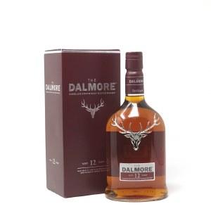 Dalmore 12 Year Old Single Malt Scotch Whiskey, Highland  (750ML)
