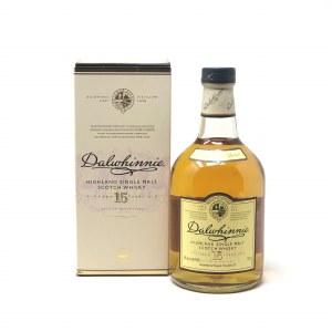 Dalwhinnie 15 Year Old Single Malt Scotch Whiskey, Highland (750ML)