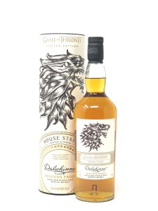 Dalwhinnie Game of Thrones 'House Stark' Winter's Frost Single Malt Scotch Whiskey, Highland (750ML)