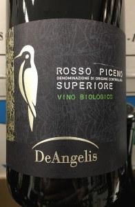 Tenuta De Angelis Rosso Piceno Superiore 2015 (750ml)