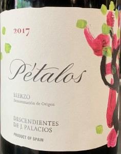 Descendientes Palacios Petalos Mencia Bierzo 2017 (750ml)