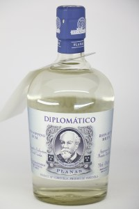 "Diplomatico ""Planas"" Blanco Rum .750L"