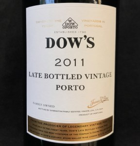 Dow's Late Bottle Vintage Porto 2013(750ML)