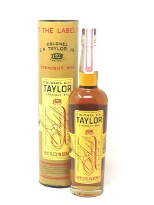 EH Taylor Jr.Straight Rye 100