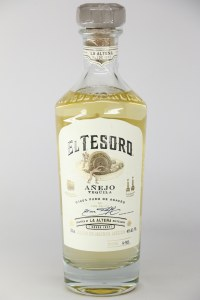 "El Tesoro ""Anejo"" Tequila .750L"