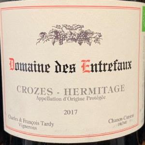 Domaine des Entrefaux Crozes-Hermitage Rouge 2019 (750ml)