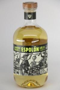 Espolon Anejo Bourbon Cask 80 .750L