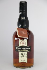 "Evan Williams ""Single Barrel"" Bourbon .750L"