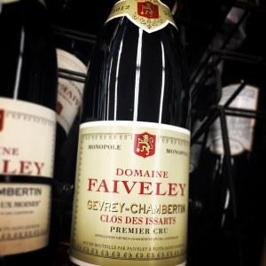 Faiveley Gevrey-Chambertin 1er Cru 'Clos d'Issarts' 2012 (750ml)