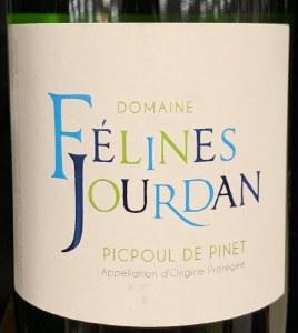 Domaine Felines Jourdan Picpoul de Pinet 2018 (750ml)