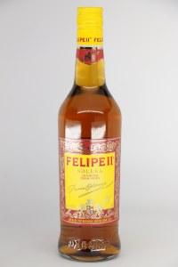 "Pedro Domecq ""Felipe II"" Solera Sherry Brandy .750L"