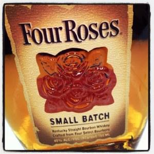 Four Roses Bourbon Yellow Label 1.0L