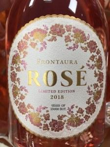 Frontaura Rose Vino de la Tierra de Castilla y Leon 2019 (750ml)