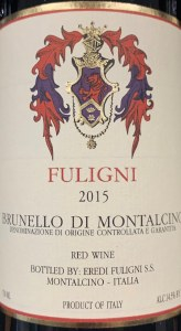 Fuligni Brunello di Montalcino 2015 (750ML)