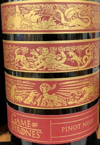 Game of Thrones Pinot Noir Paso Robles 2017
