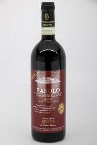 Bruno Giacosa Le Rocche Falletto Riserva Red Label Barolo 2008 (750ML)