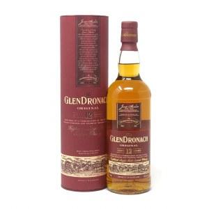 Glendronach 12 Year Old Sigle Malt Scotch Whiskey, Highland (750ML)