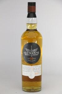 Glengoyne 10 Year Old Single Malt Scotch Whiskey, Highland (750ML)