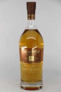 Glenmorangie 18 Year Old Single Malt Scotch Whiskey, Highland (750ML)