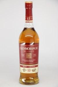 Glenmorangie 'The Lasanta' Sherry Cask Extra Matured 12 Year Old Single Malt Scotch Whiskey, Highland (750ML)