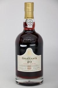 "Graham's ""20 Year Old"" Tawny Porto NV (750ML)"
