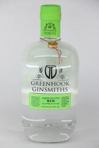 Greenhook Ginsmiths American Gin .750L