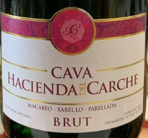 Hacienda del Carche Cava Brut NV (750ml)