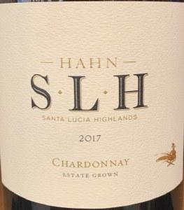 Hahn SLH Santa Lucia Highlands Chardonnay 2018 (750ml)