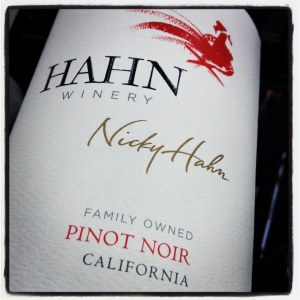 Hahn Winery Pinot Noir 2019 (750ML)