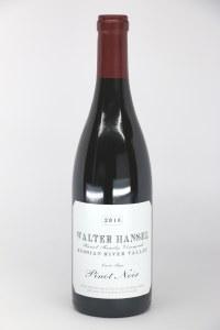 Walter Hansel Cuvee Alyce Russian River Valley Pinot Noir 2018