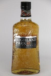 Highland Park 12 Year Old Single Malt Scotch Whiskey, Orkney (750ML)