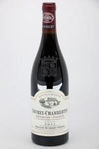 Humbert Freres Gevery-Chambertin 1er Cru 'Poissenot' 2011 (750ml)