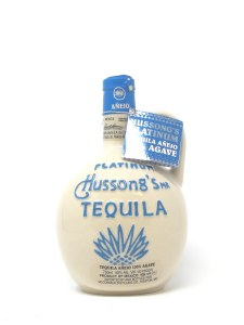 Hussong's Anejo Platinum Tequila .750L