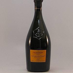 """Veuve Clicquot """"La Grande Dame"""" Champagne 2008 (750ML)"""