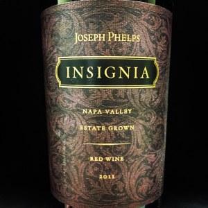 Joseph Phelps 'Insignia' Red Blend Napa Valley 2011 (750ml)