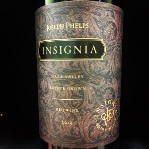 Joseph Phelps 'Insignia' Red Blend Napa Valley 2014 (750ml)