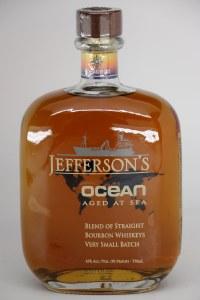 Jefferson's Ocrean Aged Bourbon .750L