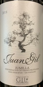 Juan Gil 'Silver Label' Monastrell Jumilla 2018 (750ml)