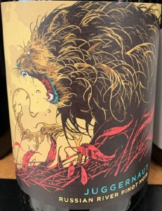 Juggernaut Russian River Valley Pinot Noir 2016 (750ml)