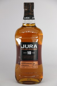 "Jura ""Origin"" 10 Year Old Single Malt Scotch"